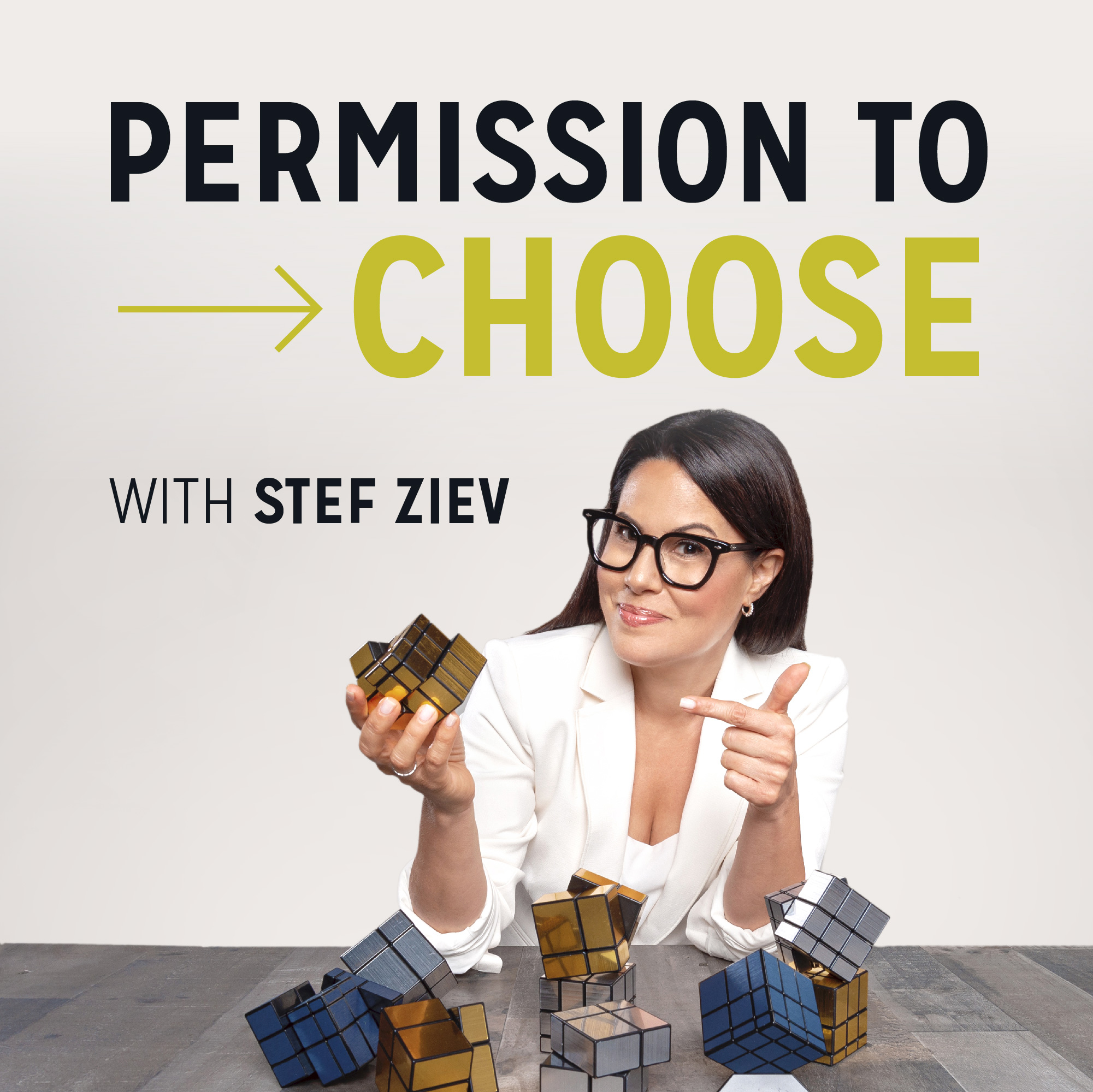 PERMISSION TO CHOOSE PODCAST